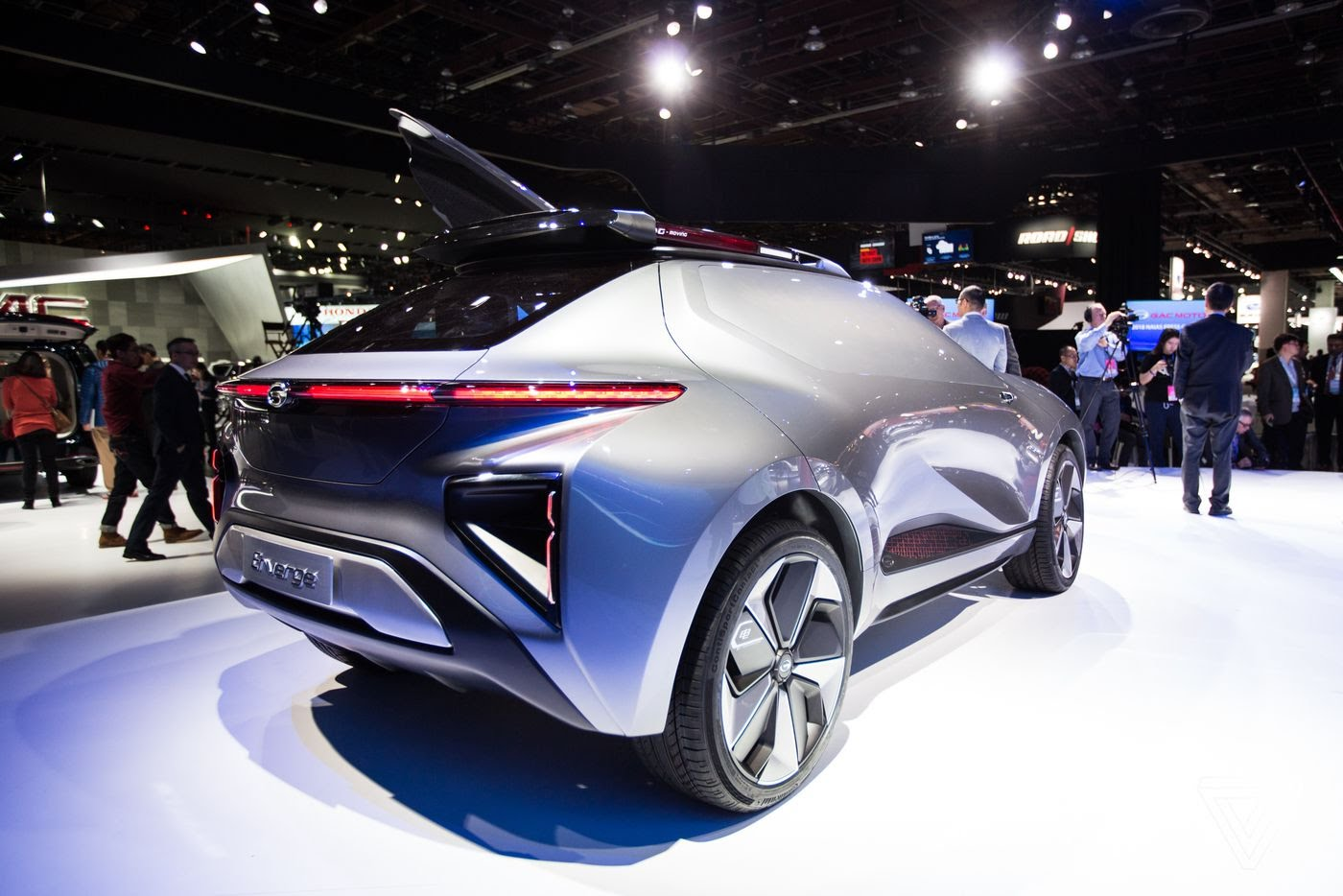 GAC Enverge electric concept car